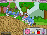 Dora train express game vonatos j�t�kok