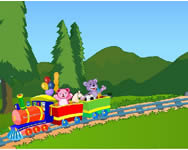 Toy train vonatos j�t�kok