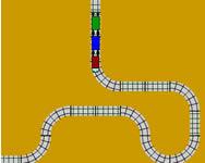 Vonatos játékok 3 online játék